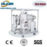 Utilizan residuos industriales de aceite lubricante Purificador