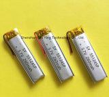 batteria di ione di litio dello Li-ione del polimero di Lipo del Li-Polimero di 3.7V 250mAh 260mAh 300mAh