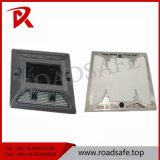 Ojo de Gato Solar LED de aluminio de espárrago de marcador de tráfico por carretera
