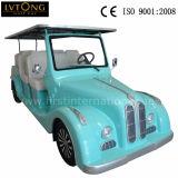 8人の旧式な電気ゴルフカート(LT-S8。 FB)