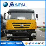 판매를 위한 Iveco 기술 Hongyan Genlyon 덤프 트럭