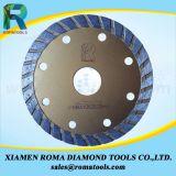다이아몬드는 Romatools에서 터보 잎을%s 톱날을