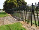 普及した様式の防御フェンス