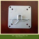 Лазерная резка службы оцинкованного листового металла штамповки часть