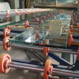 15mm de haute qualité en verre trempé clair de taille Jumbo