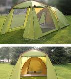 فصل صيف 6 شخص خيمة خارجيّ, [أن-بدرووم] يخيّم شاطئ خيمة