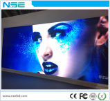 Visualización de LED de interior video caliente de la venta P4 China de Nse