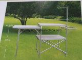Camping barbecue MDF Table pliante