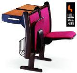 학교 가구 학생 책상과 의자 교육 장비 더블 의자 알루미늄 책상과 의자 (TC-905)를 포함