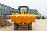 2cbm Bucket Loader met 10ton Tipper Load
