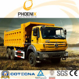 Beiben Tipper Dump Truck 6X4 340HP mit MERCEDES-BENZ Technology