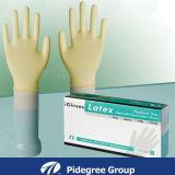 Устранимая перчатка латекса, медицинские перчатки латекса, покрашенные перчатки латекса