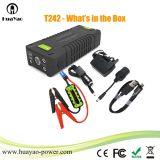1000um pico de potência auxiliar da bateria portátil Pack com uma lanterna