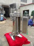 Macchina tubolare della centrifuga della ciotola della birra ad alta velocità dell'acciaio inossidabile di GF105j