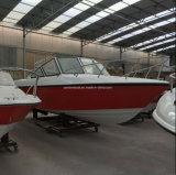 7,6 m de la velocidad de motor Barcos de Pasajeros de fibra de vidrio
