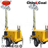 U-zuverlässiger Hersteller-Dieselgenerator-industrieller beweglicher heller Aufsatz