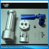 Части инструмента точности алюминиевые и подвергать механической обработке CNC
