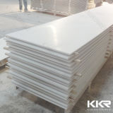 Kingkonree pedra artificial branco Folha de superfície sólida de acrílico