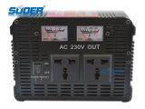 Invertitore intelligente 3000W (HAD-3000A) di potere di CA di CC di Suoer 12V 220V