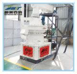 Directamente da fábrica venda máquina de pelotas de madeira com Marcação ce&ISO