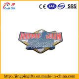 Forme de haute qualité personnalisés Angel insigne métallique