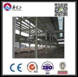 Estrutura de aço personalizados de alta qualidade (Depósito BYSS018)