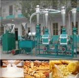 Máquina del molino harinero de trigo de Hongdefa 10t (10tpd)