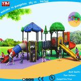 Для использования вне помещений пластиковые детская игровая площадка водные горки