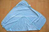 Super qualité, de serviette de bain bébé phoque à capuchon faite de bambou de 70%30%en velours de coton