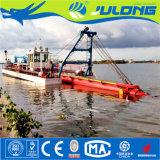 Julong 6 polegadas-20 Polegadas cortador hidráulico de sucção Draga de areia e obras de recuperação