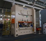 Folha de metal H2-250 lateral reta que carimba a máquina da imprensa