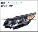 자동차 부속 KIA 최적 조건 K5 2016년을%s 맨 위 램프 적합. OEM: 92101-D4000/92102-D4000
