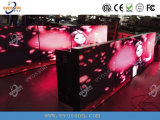 HD P6 todo color de interior LED Video Wall en Publicidad