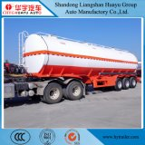 35cbm 3 Compartment Carbon Steel Oil Tanker Semi Trailer card for Diesel Fuel//Crude Transport