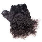 Onda natural da extensão brasileira quente do cabelo do Virgin da venda