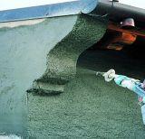 Cimento automático da parede do pulverizador do almofariz que emplastra a máquina para a venda