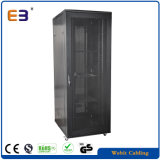 19 '' Server Rack Cabinet with Hexagonal Face Perforated Door