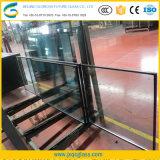 5mm+15A+5mm High Transparent Hollow Toughened Glass