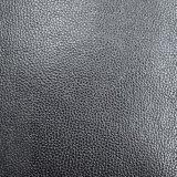Couro de sapata gravado couro do saco do PVC da grão do Litchi do Oilskin
