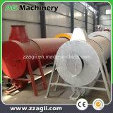Heißer Luftstrom-rotierender trocknende Maschinen-Sägemehl-Walzentrockner für Verkauf
