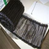 حارّ عمليّة بيع مصنع ليّنة 16 مقياس سوداء يلدّن رابط سلك
