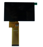 GPS van de auto Navigatie 4.3 het Scherm van de Duim TFT LCD