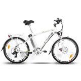새로운 무브러시 모터 전기 산악 자전거