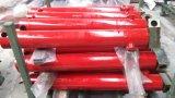 Красный цвет гидравлический цилиндр для подъема автомобиля