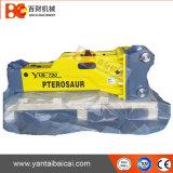 Disjuntor de impato hidráulico da rocha dos acessórios da máquina escavadora (YLB750)
