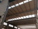 다중 경간 SGS 증명서 (KXD-SSW75)를 가진 Prefabricated 강철 구조물 창고