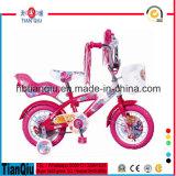 12 14 16 20 polegada Girl Aluguer com Cesta Dianteira ou Traseira as crianças de boa qualidade aluguer de bicicletas para crianças