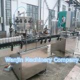 Vous pouvez en aluminium de boissons gazeuses et l'étanchéité de la machine de remplissage