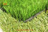 Sintética del césped artificial Hierba artificial para el campo de fútbol