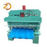 Venda a quente 1000 Passo Telhas Telhas de aço formando fazendo a máquina